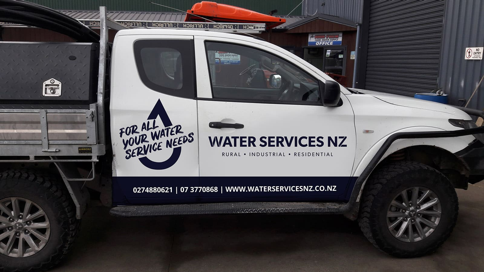 Water And Drainage Services | Environmental Water Services